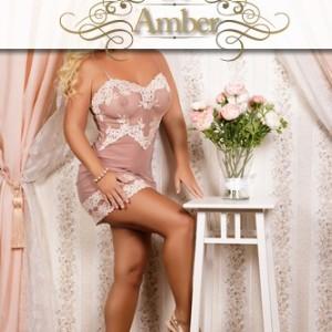 Sex ad by escort Amber (29) in Bratislava