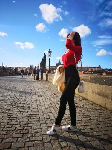 Sex ad by escort Sara (24) in Prague - Photo: 3
